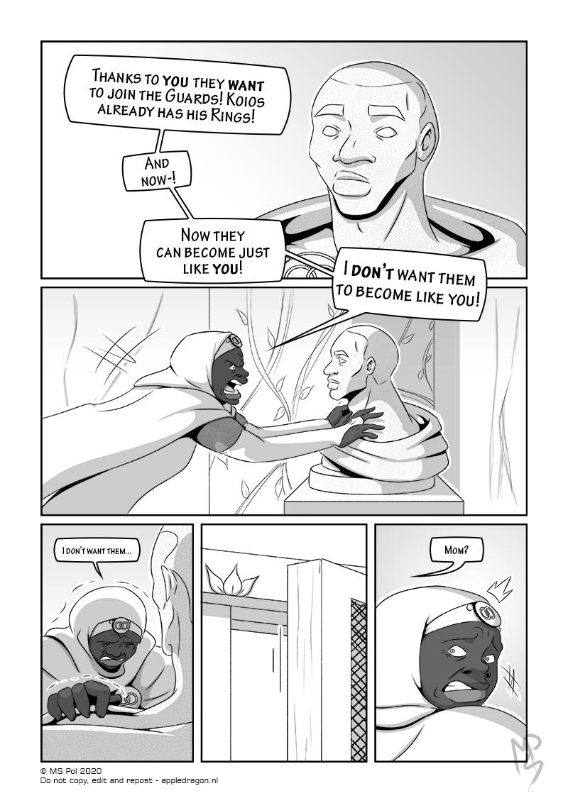Short Comic; Gaia – Page 20