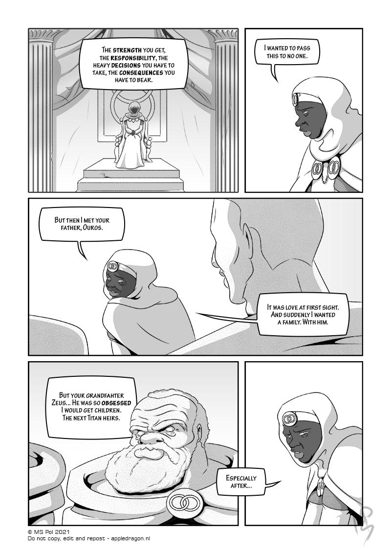 Short Comic; Gaia – Page 28